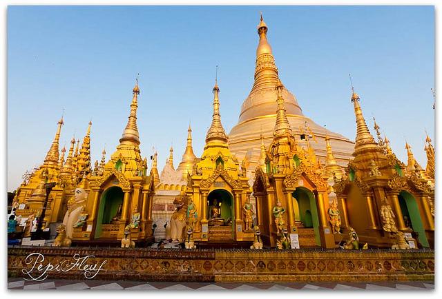 Khám phá vẻ đẹp Myanmar