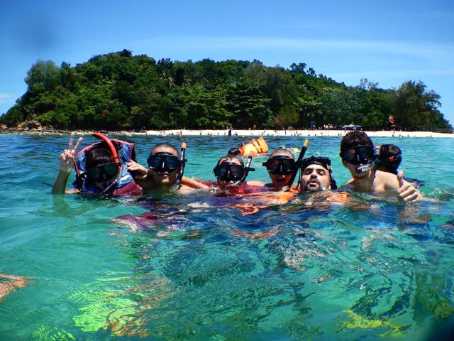 Kì nghỉ thú vị trên hòn đảo Kota Kinabalu