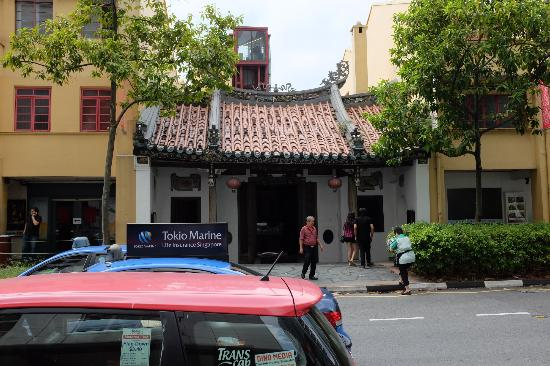 Khách sạn Amoy - một phần lịch sử Singapore