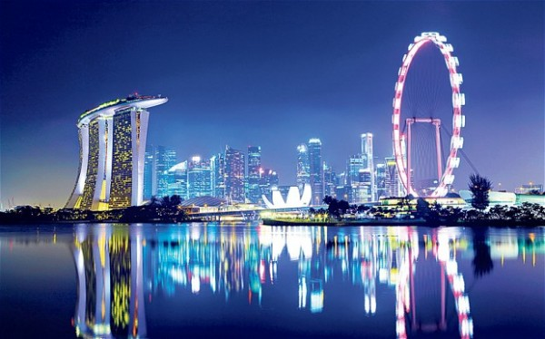 Vé máy bay giá rẻ cho du học sinh Singapore