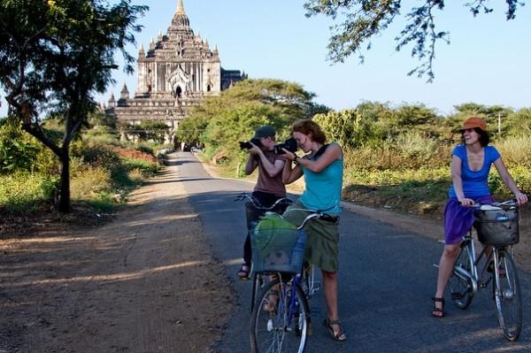 Hướng dẫn phương tiện đi lại ở Bagan cho du khách