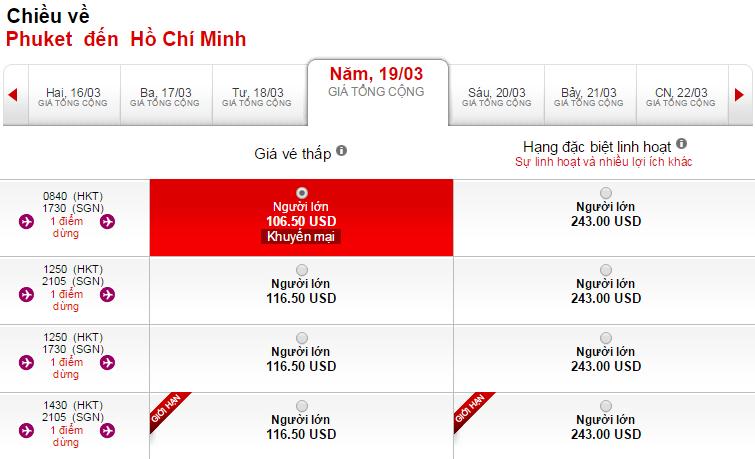 Làm thế nào mua được vé máy bay đi Phuket giá rẻ?