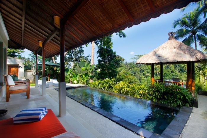 Khách sạn ở Ubud