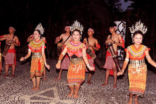 Lễ hội Gawai Dayak