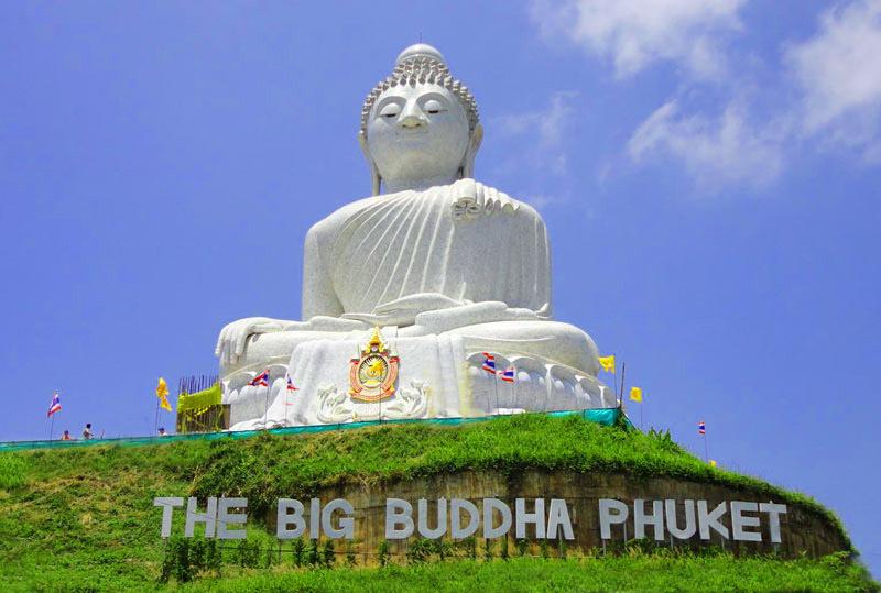 Tượng Phật lớn