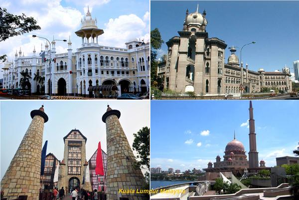 kiến trúc Kuala