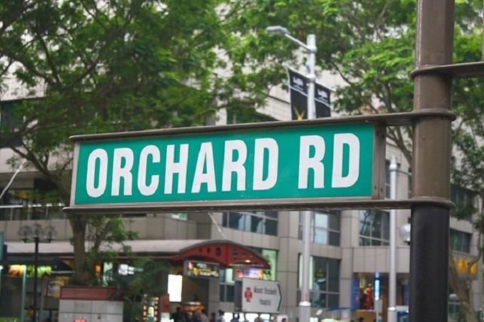 đại lộ Orchard