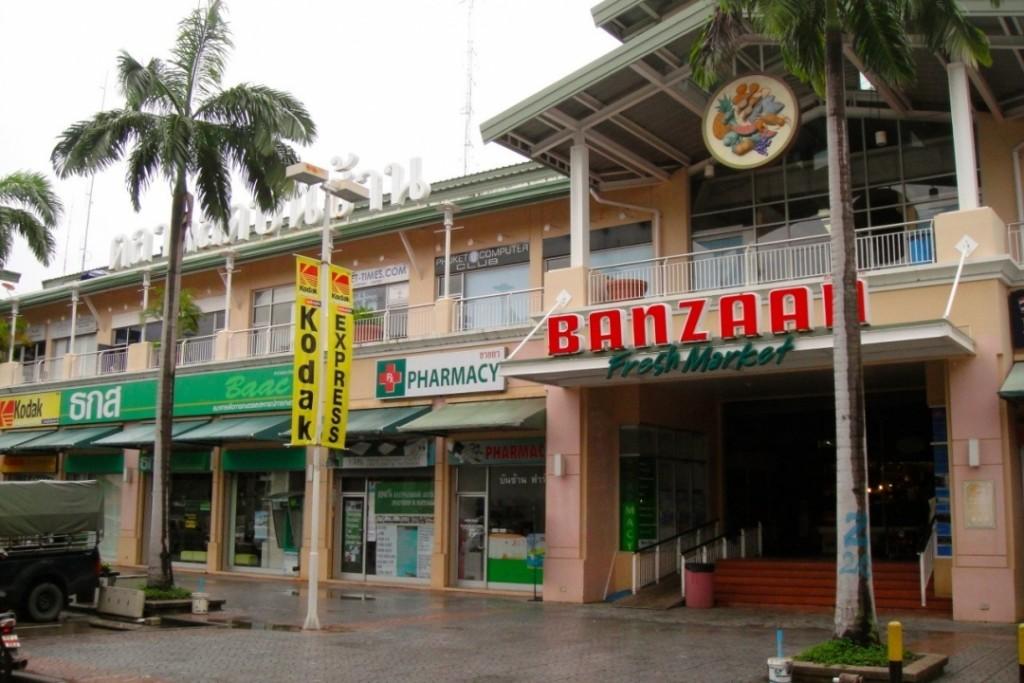 Chợ Banzaan