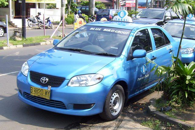 taxi bali