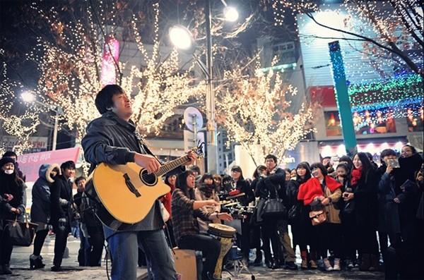 Phố Hongdae