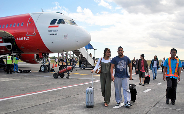 san bay indo