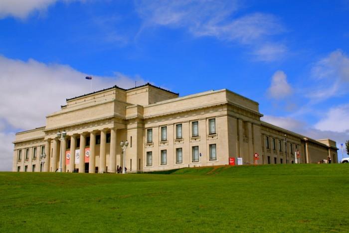 bảo tàng Aucklandské