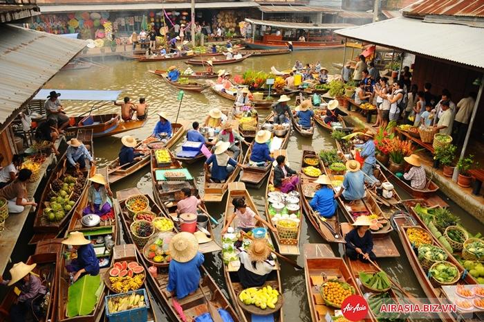 cho noi bangkok