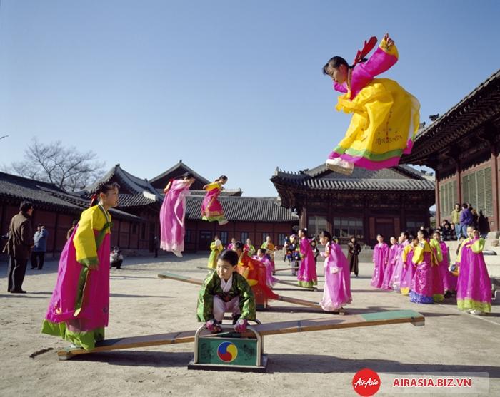 Lễ hội Dano - Hàn Quốc