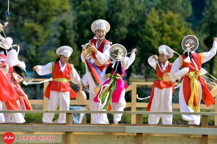Lễ hội Jeongseon Arirang