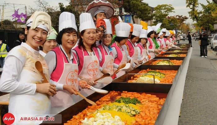 Lễ hội ẩm thực Hàn Quốc