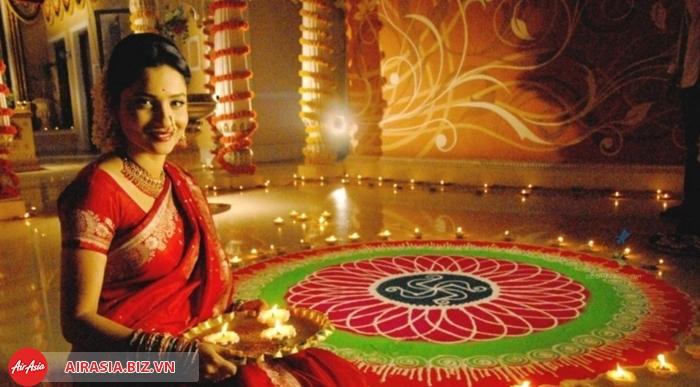Lễ hội ánh sáng Deepavali