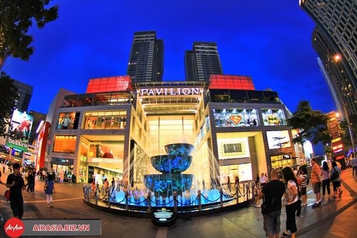 Mua sắm ở Kuala Lumpur