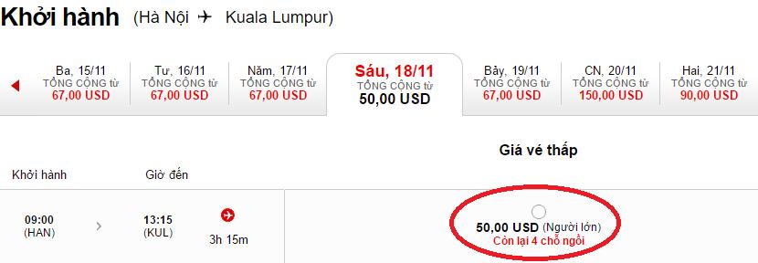 HN-Kuala t11 air asia