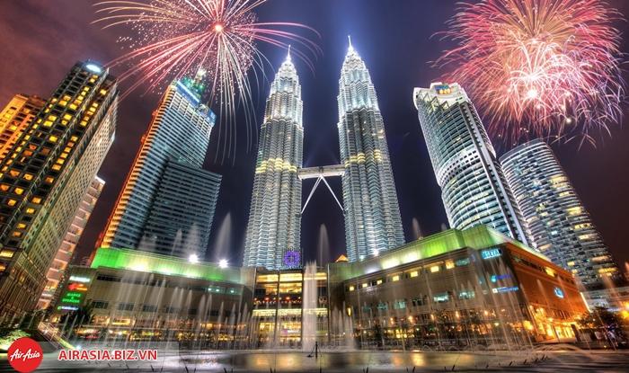 Du lịch Malaysia cuối năm