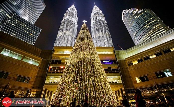 Giáng sinh ở Kuala Lumpur