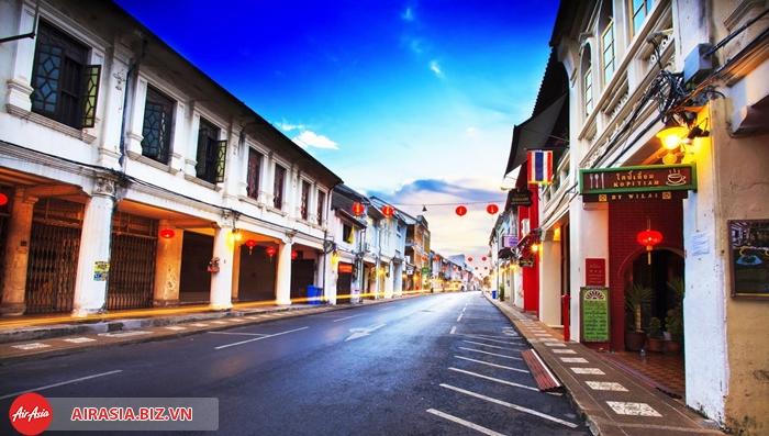 Thị trấn cổ Phuket