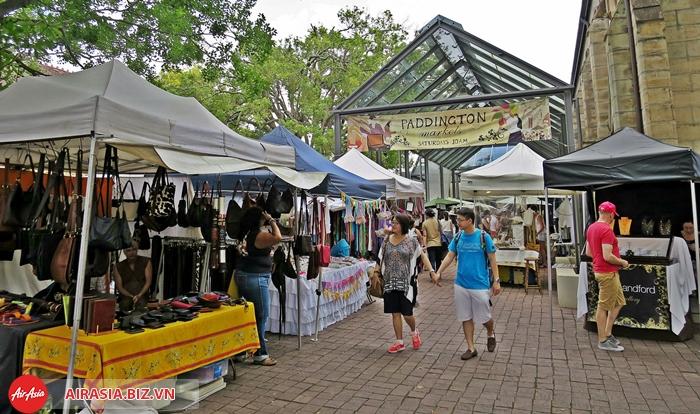Chợ Paddington