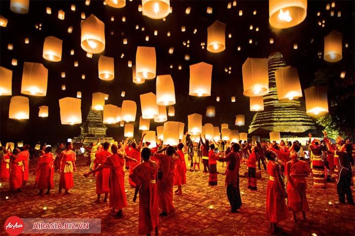 Lễ hội Loy Krathong