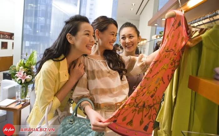 Mua sắm Hong Kong cuối năm