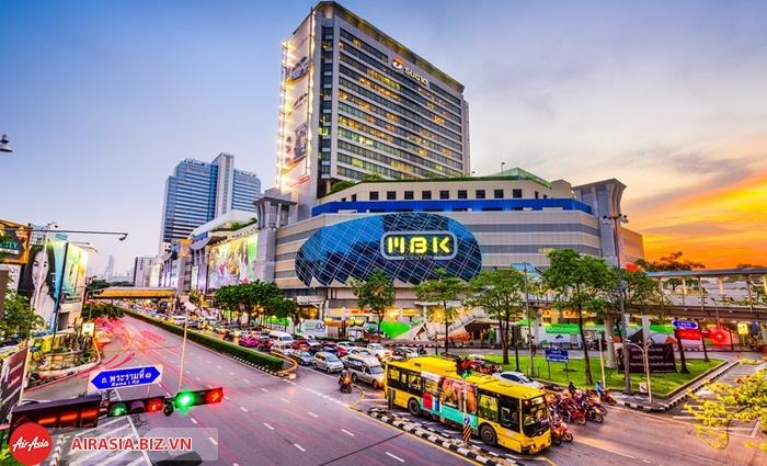 Trung tâm thương mại MBK Bangkok