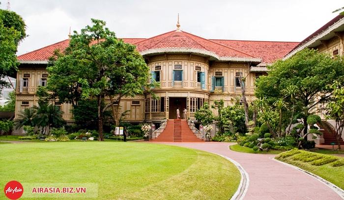 cung điện mùa hè Vimanmek Mansion