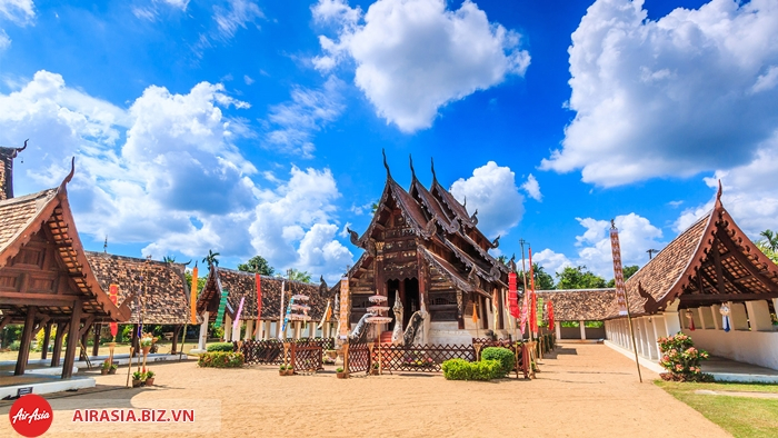 Đền chùa ở Chiang Mai