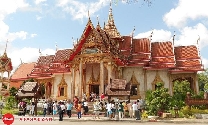 chùa Wat Chalong
