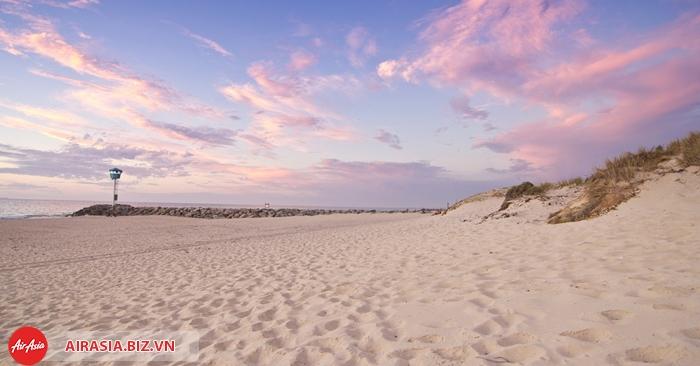 Bãi biển City Perth