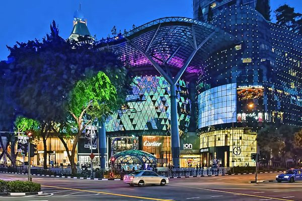 Orchard ở Singapore